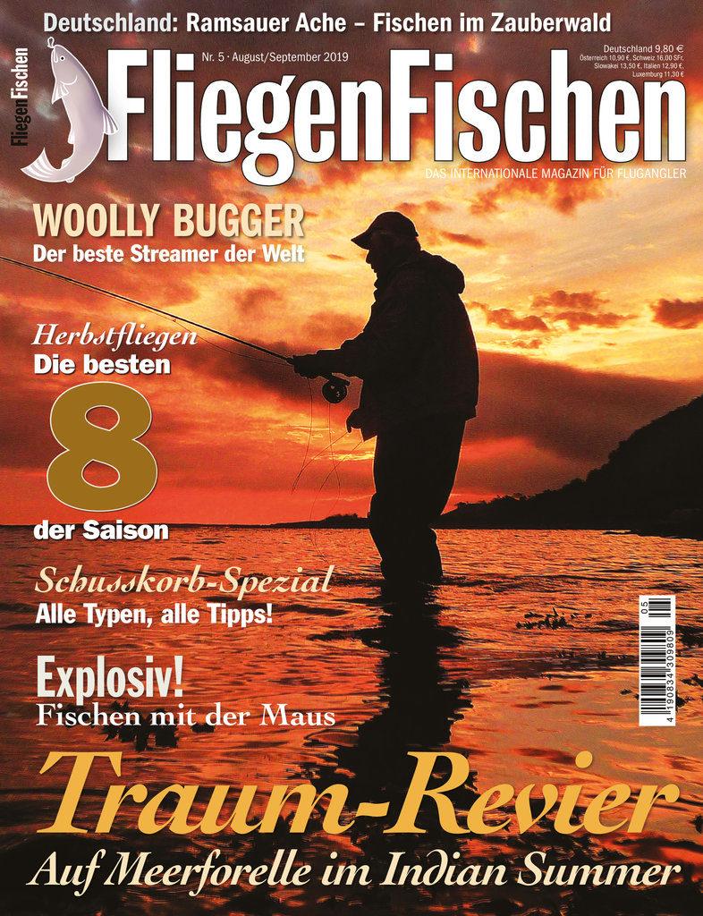 FliegenFischen-Magazin 05/2019