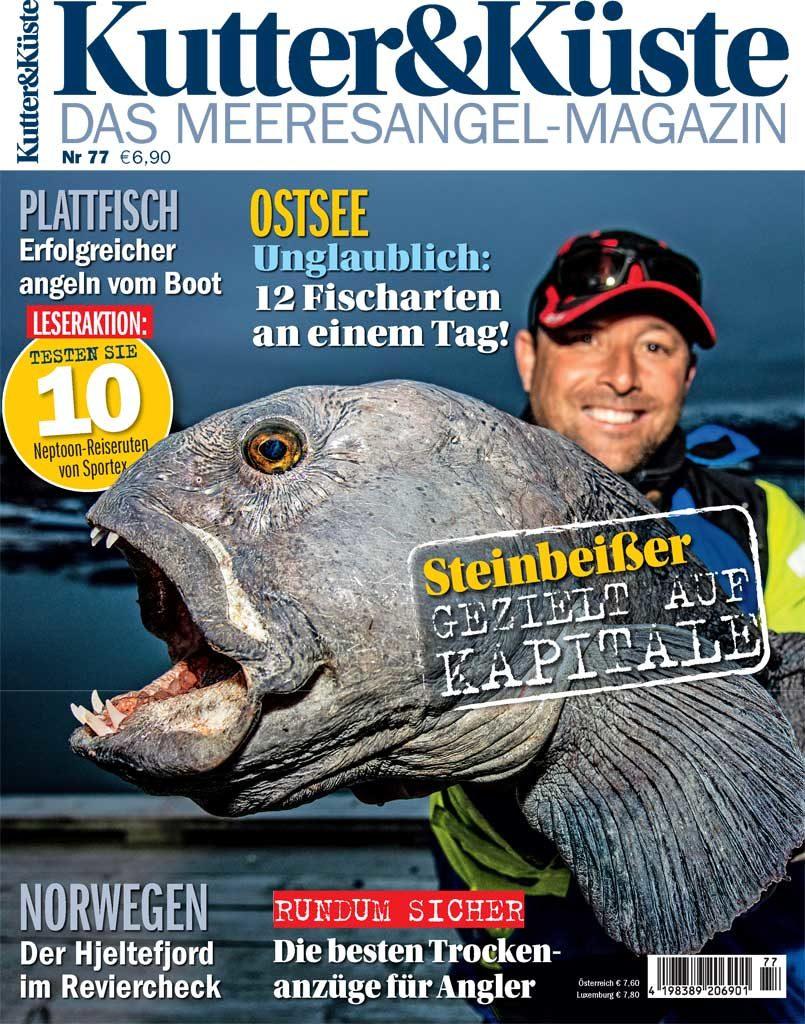 Kutter & Küste Magazin Nr. 77