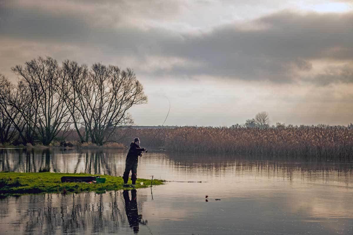Angeln bei Hochwasser kann für echte Sternstunden sorgen! Stephan Gockel erklärt, worauf man dabei achten muss. Foto: Blinker/W.Krause