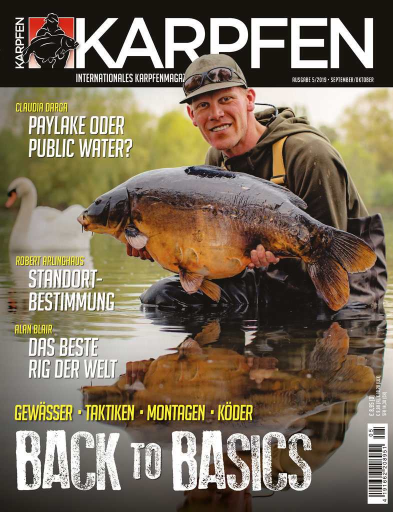 Karpfenmagazin 05 2019