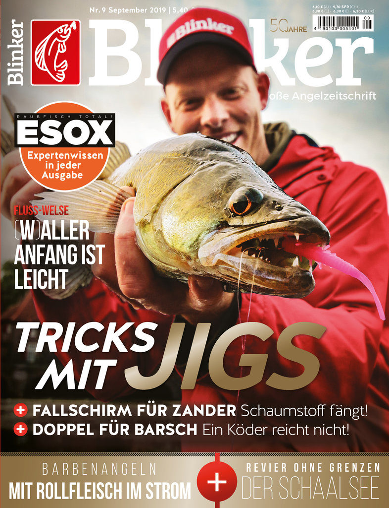 BLINKER-Magazin 09 2019