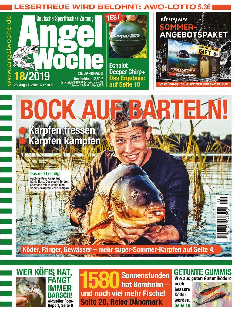 Titel AngelWoche Ausgabe 18/2019