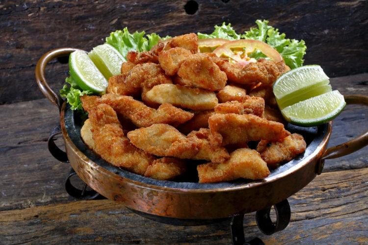 Fischnuggets sind auch für Kinder ein super leckeres Gericht.