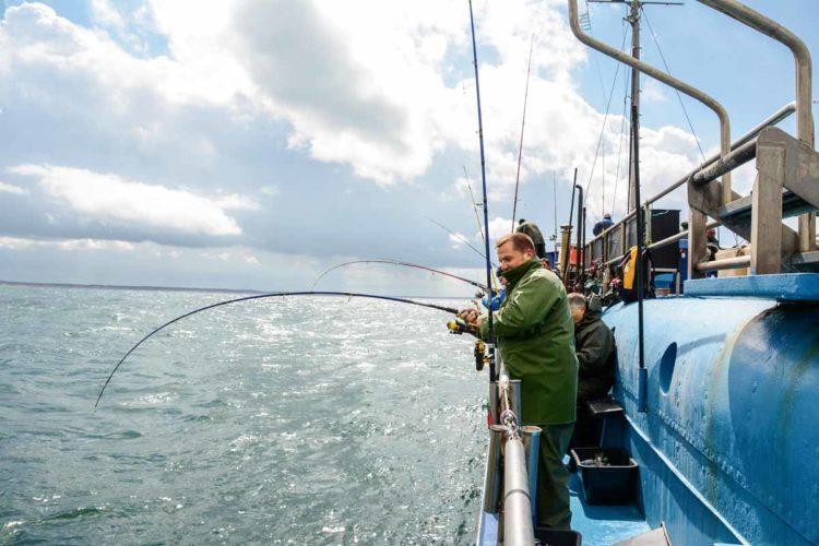 Die geplanten Fangbeschränkungen für Angler würden das Dorschangeln auf der Ostsee uninteressant machen. Foto: Blinker/Archiv