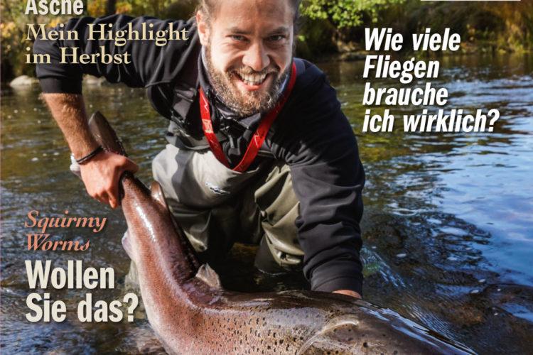 FliegenFischen Magazin 6 2019