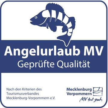 """Zertifizierung """"Angelurlaub MV - geprüfte Qualität"""""""