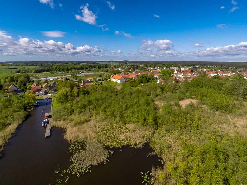 Die Mecklenburgische Kleinseenplatte biete nicht nur landschaftlich tolle Aussichten, sondern auch das Angeln hier verspricht beste Fangchancen.