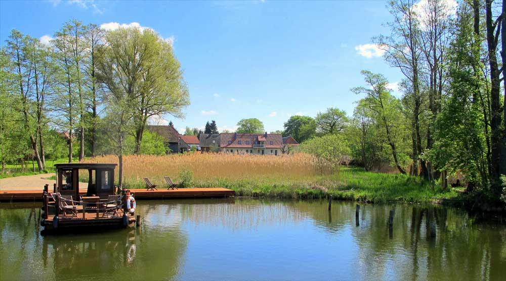 Angelurlaub auf dem Polly Ferienhof ist für Angler und Familien bestens geeignet.