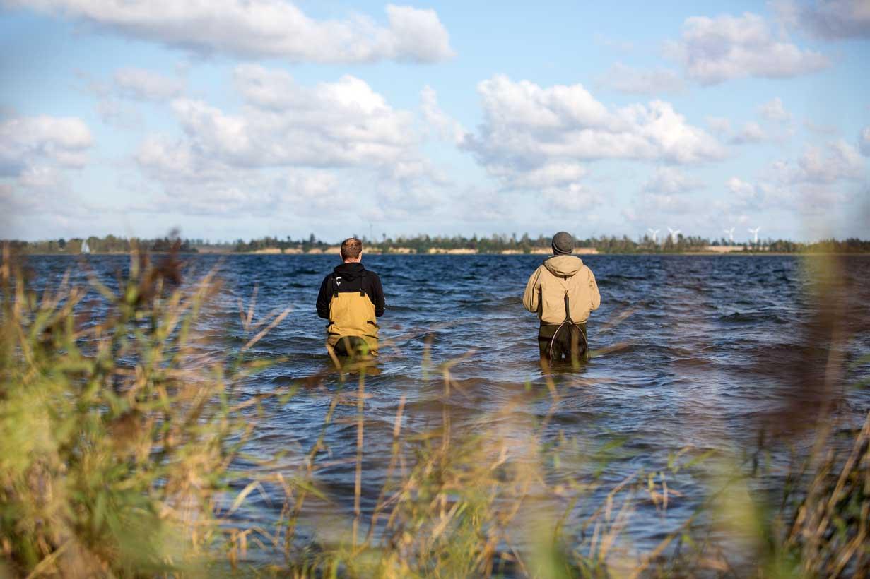 Unerfahrene Watangler sollte aus Sicherheitsgründen einen Guide oder ortskundigen Angler aufsuchen, der die Spots gut kennt.