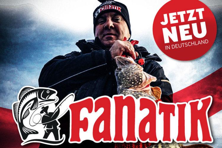 Angeln mit FANATIK - Jetzt auch in Deutschland erhältlich.