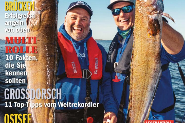 Das Titelbild der neuen Kutter und Küste Ausgabe 79.