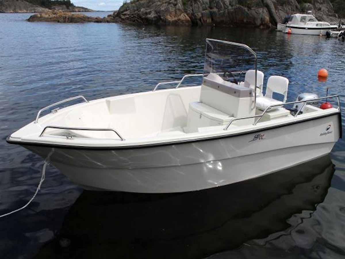 Die Boote von Borks am Rekefjord sind perfekt ausgestattet. Foto: Borks