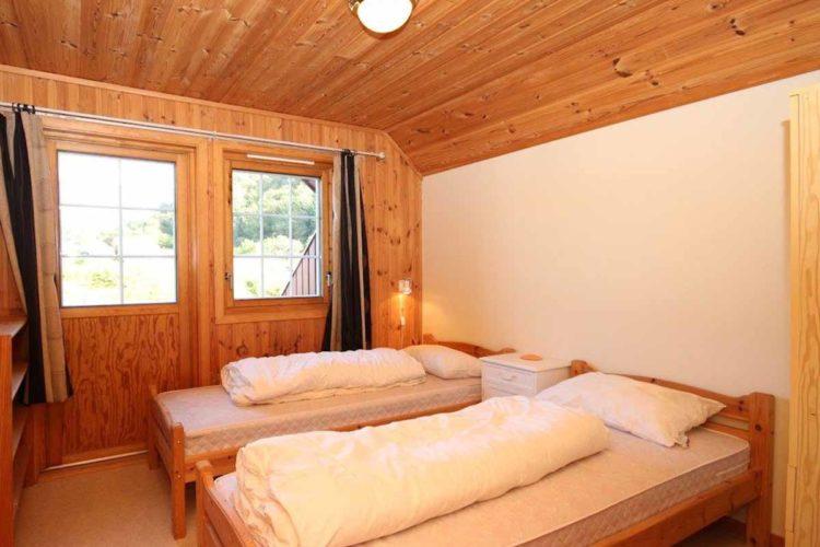 In den gemütlichen Betten bekommt man genug Schlaf, um am nächsten Tag wieder den großen Meeresräubern nachzustellen. Foto: Borks