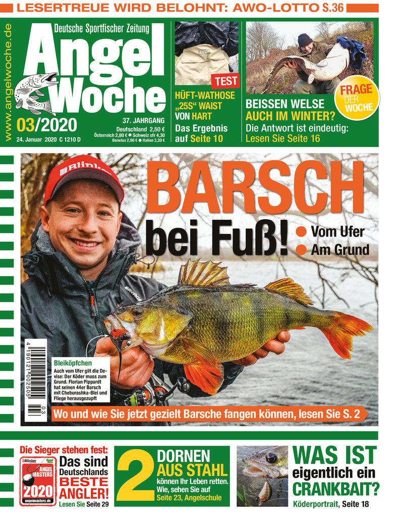 AngelWoche Titelbild Ausgabe 03/2020