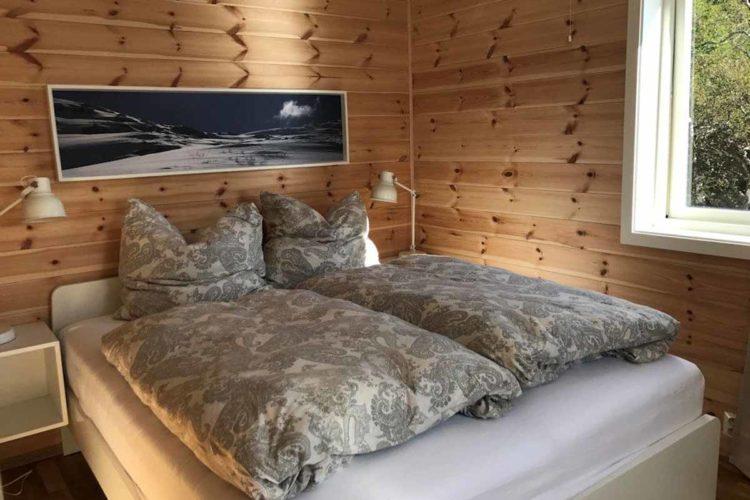 In den gemütlichen Betten könnt ihr euch vom Drillen erholen. Foto: Borks