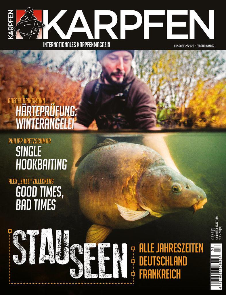 Karpfen Magazin 02/2020