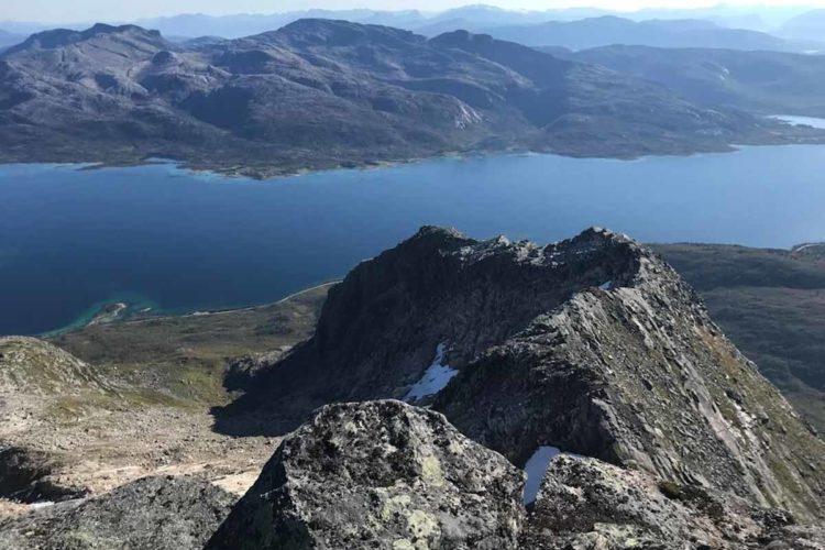 Die Berge sind das perfekte Revier für Wanderer. Bei Borks können geführte Touren gebucht werden. Foto: Borks