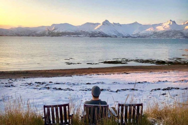 Die Landschaft der Lofoten ist einfach ein Traum – auch für Nichtangler. Foto: Borks