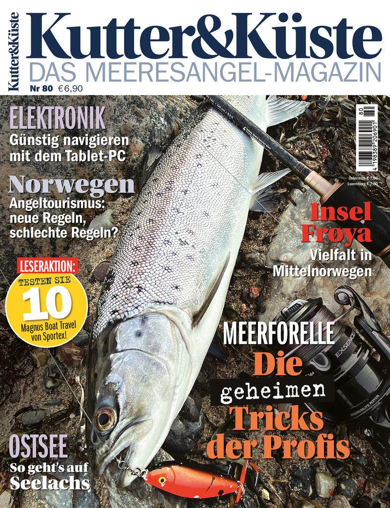 Titelbild Kutter und Küste Ausgabe 80