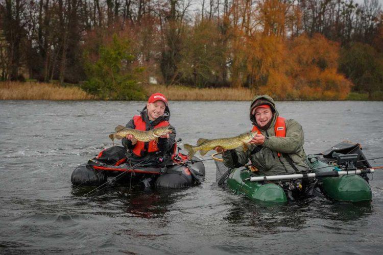 Gewinnt mit uns und FANATIK jeden Tag ein Köderpaket – damit kann es zur Raubfisch-Saison gleich losgehen! Foto: J. Radtke