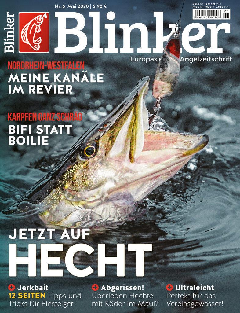 Der neue BLINKER 05/2020 – ab dem 14. April am Kiosk! Bild: BLINKER