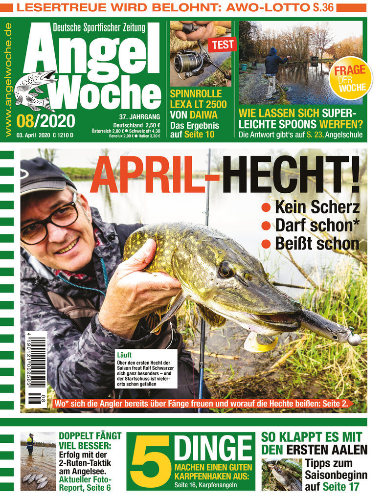 AngelWoche Ausgabe 08 2020