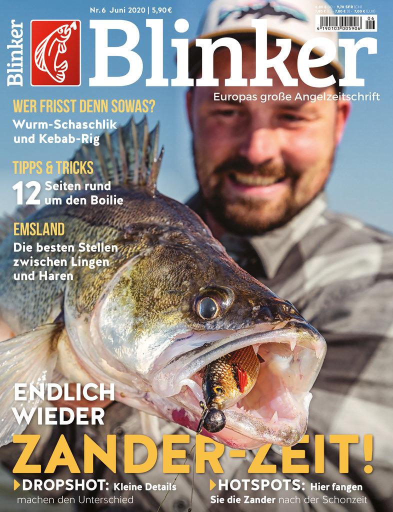 Der neue BLINKER 06/2020 – ab 12. Mai im Handel! Bild: BLINKER