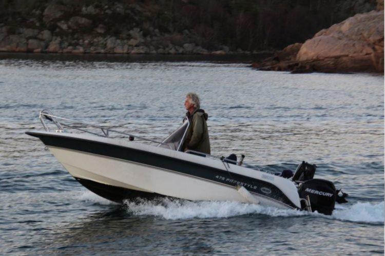 Aufgrund der Ausstattung eignet sich dieses Motorboot bestens für erfolgreiche Angelausflüge.