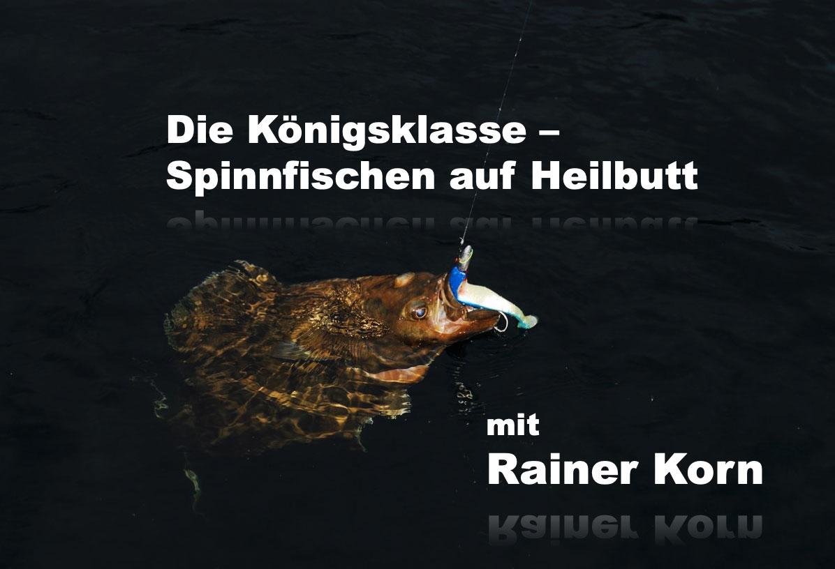"""Hier geht es zur Anmeldung für das Webinar """"Die Königsklasse: Spinnfischen auf Heilbutt"""" – ein Online-Kurs für alle Meeresangler, die es auf die kampfstarken Riesen abgesehen haben!"""