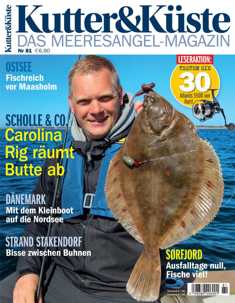 Titelbild Kutter und Küste Ausgabe 81
