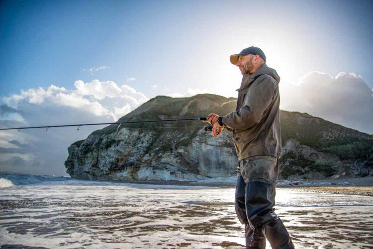 Traumhaftes Angeln in Dänemark: Die dänische Küste ist ein Paradies für Fische und Angler. Foto: Visit Denmark