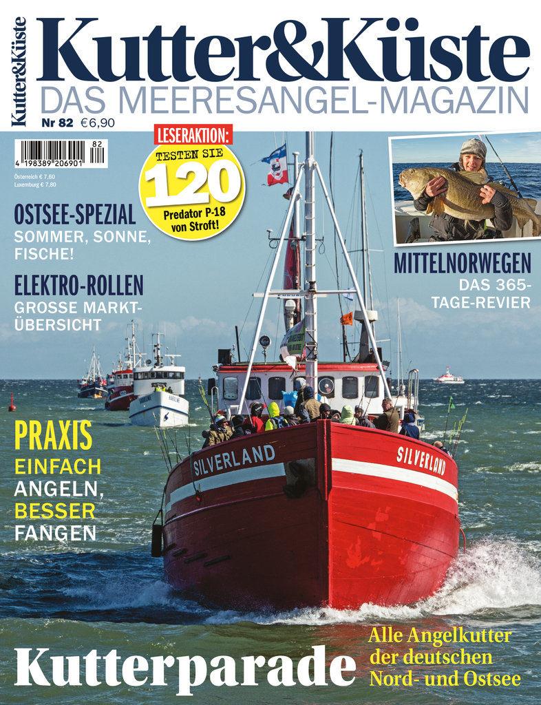 Titelbild Kutter und Kueste Ausgabe 82