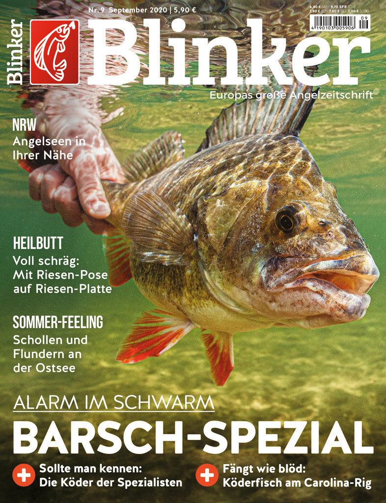 Der neue BLINKER 09/2020 – ab sofort im Handel! Bild: BLINKER