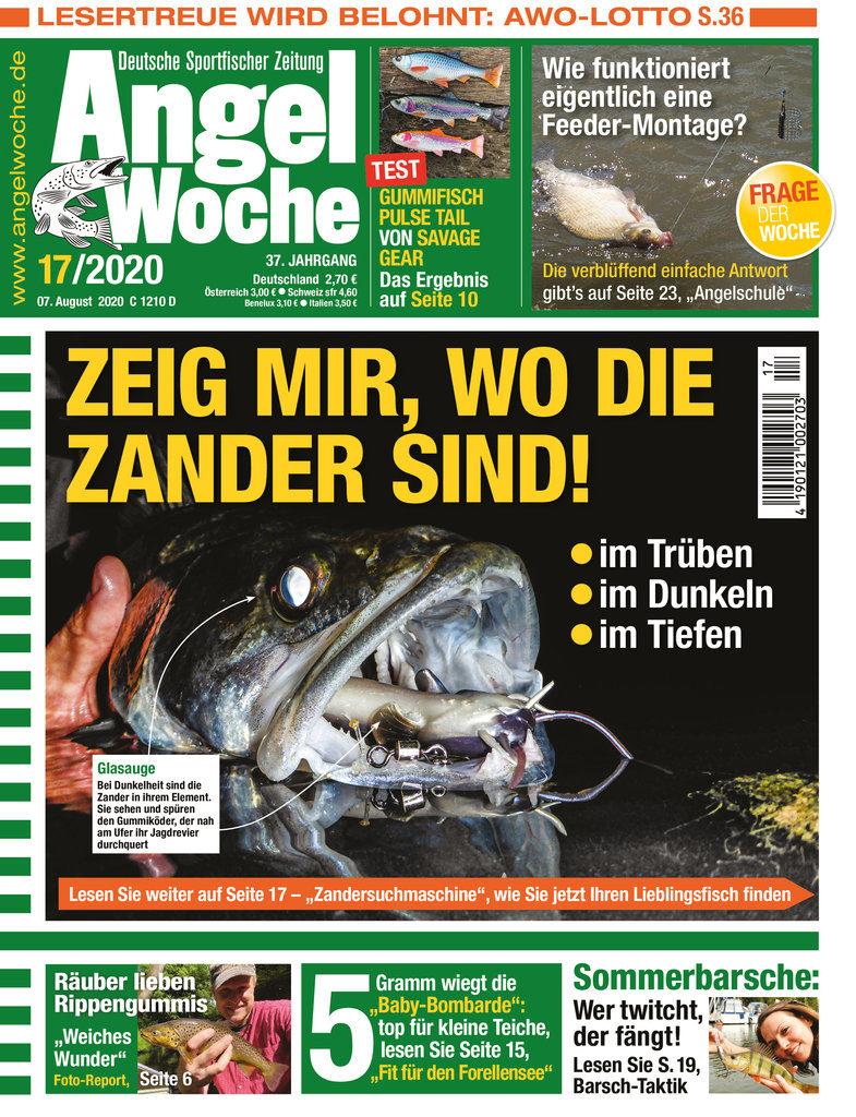 Titelbild AngelWoche Ausgabe 17 2020