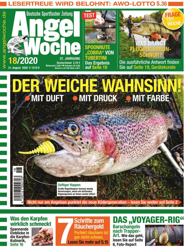 Titelbild AngelWoche Ausgabe 18 2020