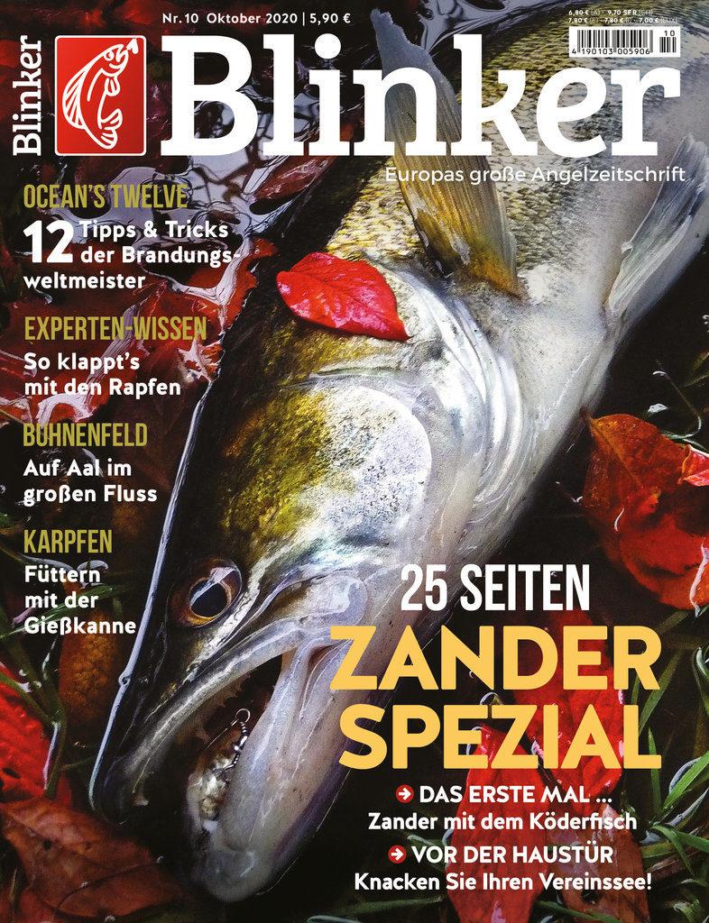 Der neue BLINKER 10/2020 – ab sofort im Handel! Bild: BLINKER
