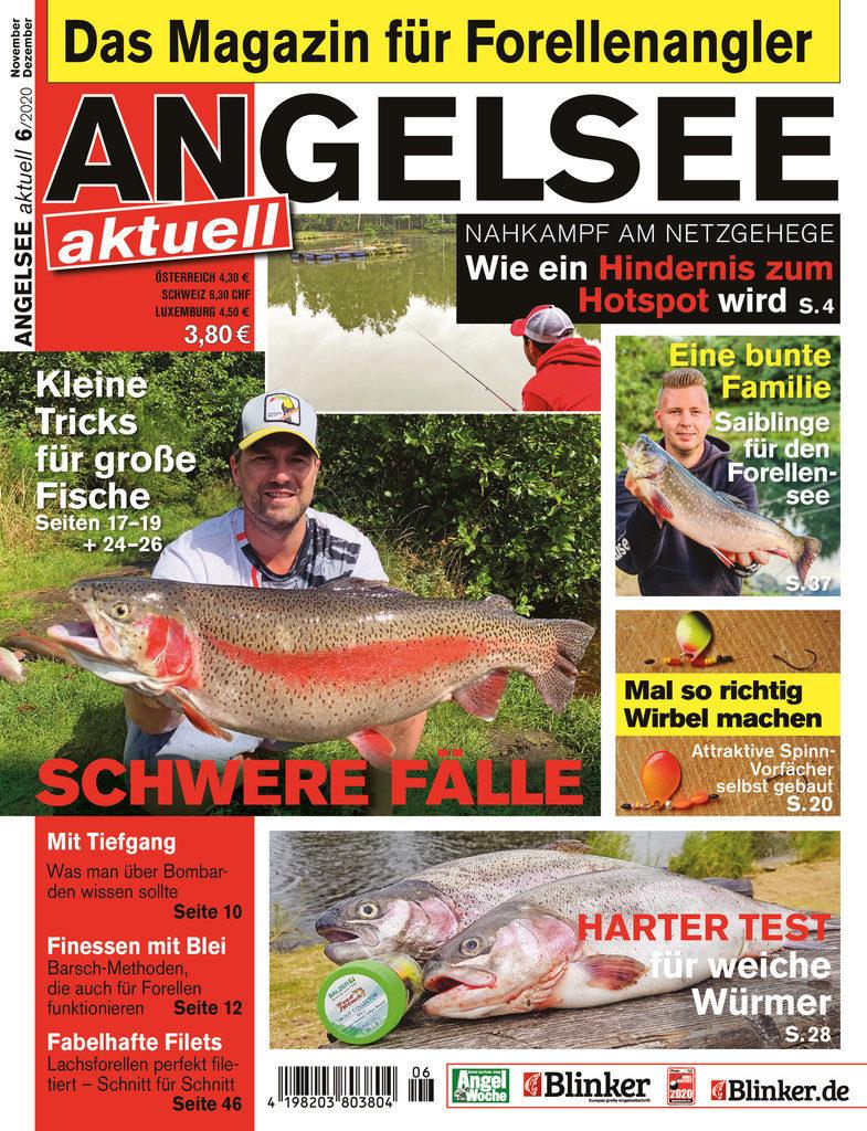 Die neue ANGELSEE aktuell 06/2020 – ab sofort im Handel! Bild: ANGELSEE aktuell