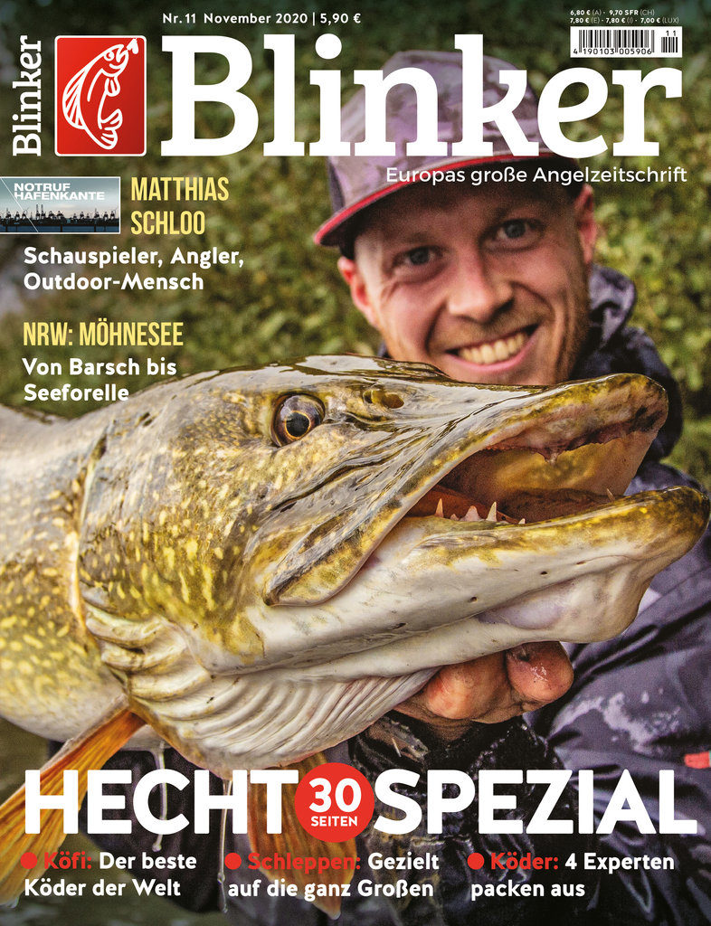 Der neue BLINKER 11/2020 – ab sofort im Handel! Bild: BLINKER