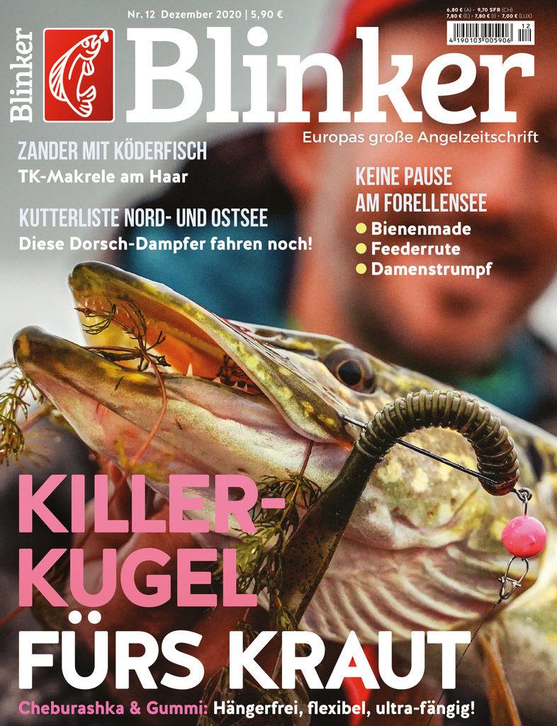 Der neue BLINKER 12/2020 – ab dem 10. November im Handel! Bild: BLINKER