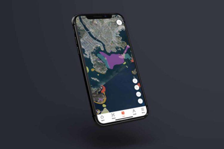 Spannende App vorgestellt: 45.000 Angelplätze in Norwegen! Foto. Fiskher