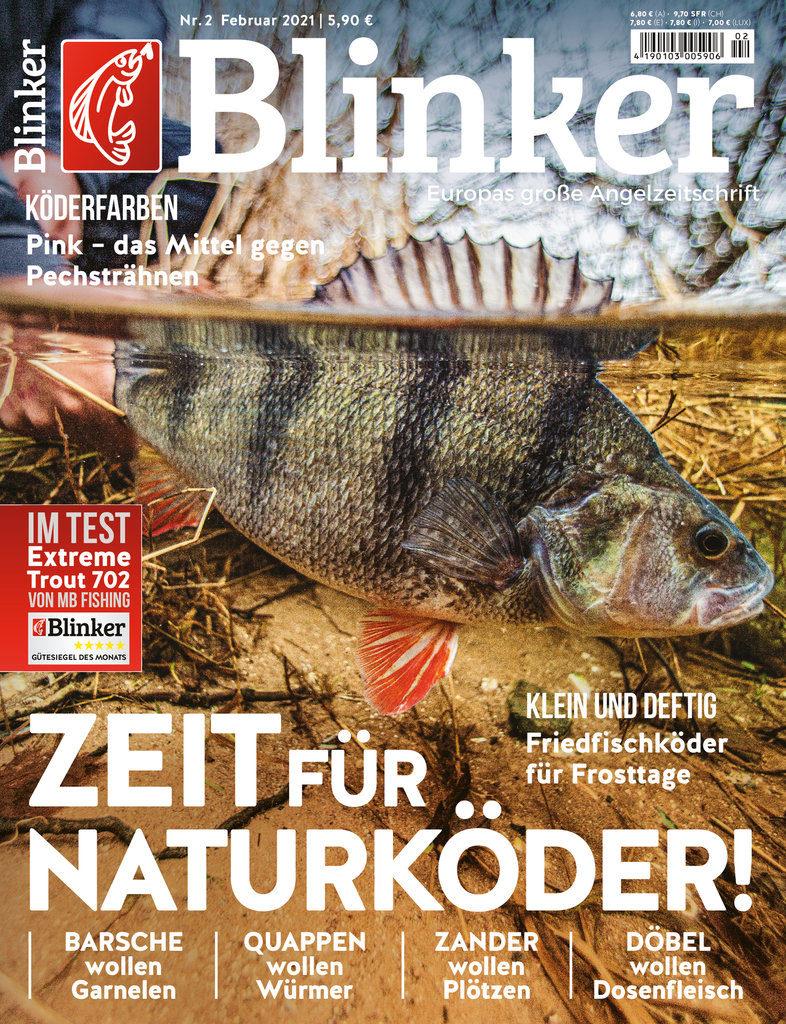 Der neue BLINKER 02/2021 – ab sofort im Handel und online erhältlich! Bild: BLINKER