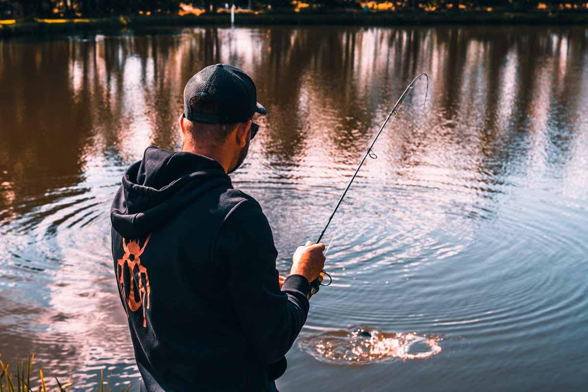 Die UL-Ruten von CARABUS vereinen starke Leistung mit wenig Gewicht. Foto: Pure Fishing