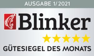 Johannes Radtke testete die Sportex Revolt ULR im Blinker 01/2021 – hier geht's zur Ausgabe!