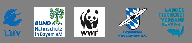Der Landesbund für Vogelschutz (LBV), der BUND, der WWF Deutschland, der Bayerische Kanu-Verband und der Landesfischereiverband Bayern kritisieren die Beschlüsse des Bundestags zur Beschleunigung des Ausbaus von Wasserkraftanlagen.