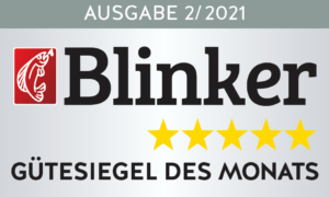 André testete die MBFishing Extreme Trout 702 im Blinker 02/21.