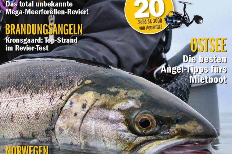 Die neue Kutter&Küste Nr. 85 – ab dem 23. Februar am Kiosk und natürlich auch digital! Bild: Kutter&Küste