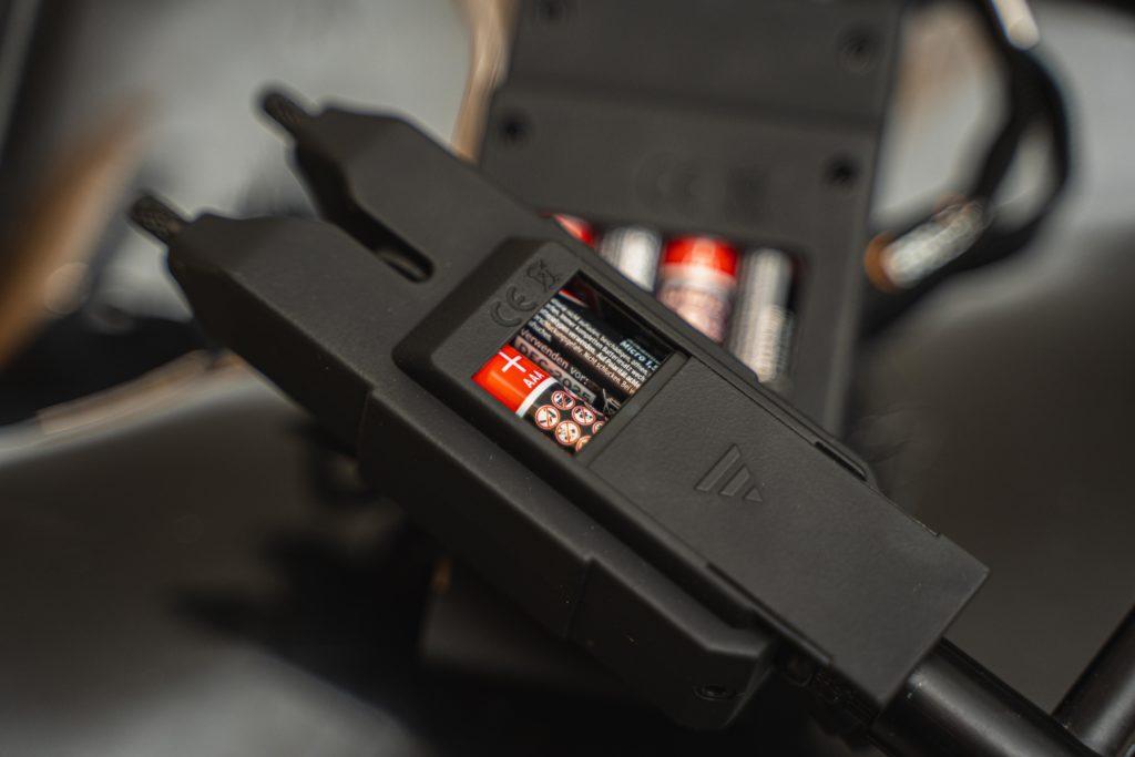 Florians Urteil vom Test des Fulcrum RMX-Pro: Sehr gut! Nicht zuletzt, weil der Hersteller Prologic an relevante Kleinigkeiten gedacht hat. Wie zum Beispiel die Verwendung handelsüblicher Batterien, die man in jedem Discounter bekommt!