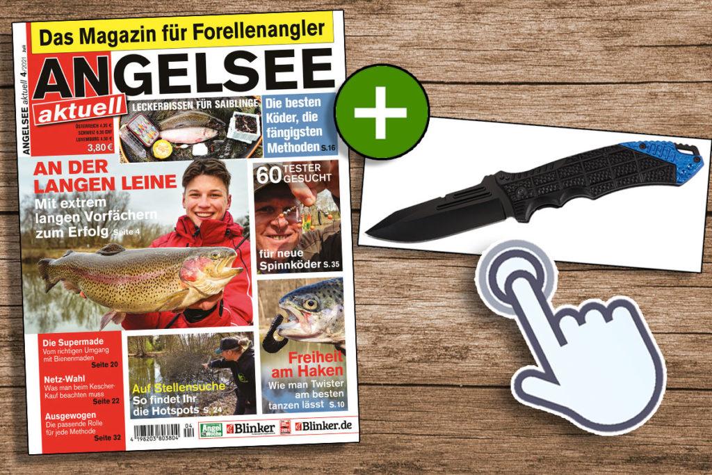 Den ganzen Artikel lesen Sie in der neuen Ausgabe von ANGELSEE aktuell. Gleich testen und tolle Prämie sichern! Bild: ANGELSEE aktuell