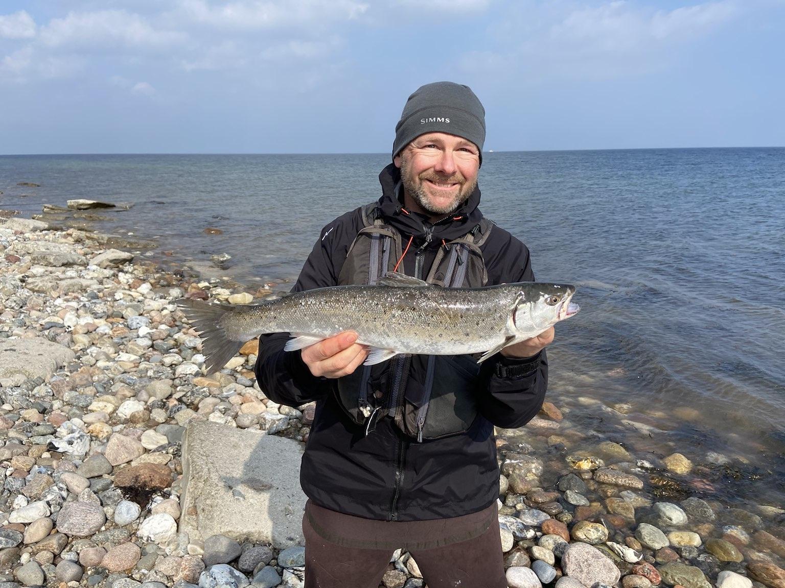 Thomas Czapla wird Sie auf Fehmarn begleiten und an den Fisch führen.