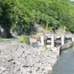 """Durch den Nationalpark """"Schlucht des Jiu-Flusses"""" in Rumänien fließt einer der letzten unverbauten Flüsse der Südkarpaten. Das ändert sich nun: Im Nationalpark wird das Wasserkraftwerk Dumitra gebaut."""